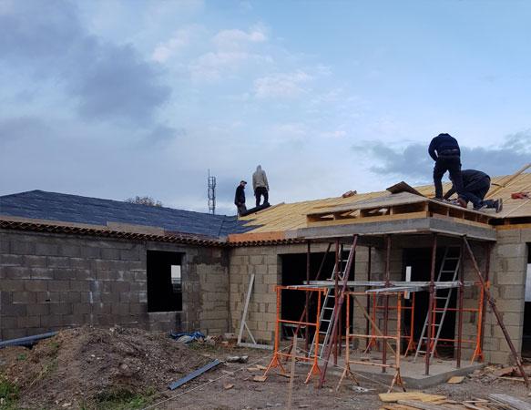 pose et entretien de couverture toiture l 39 le d 39 ol ron. Black Bedroom Furniture Sets. Home Design Ideas